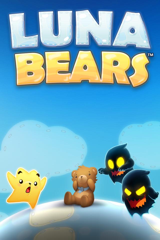 Screenshot Luna Bears Valentine's Fun